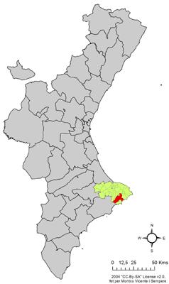 Archivo:Localització de Benissa respecte del País Valencià.png