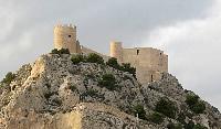 Castalla: Castillo