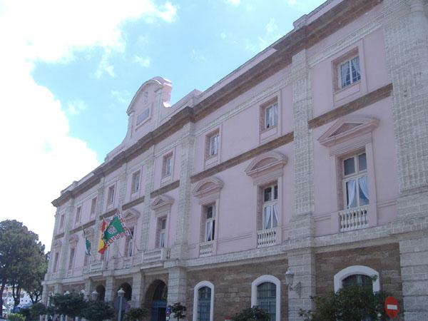 Archivo:Cádiz. Palacio Diputación2.JPG