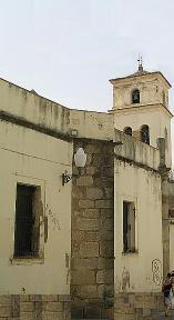 Vista de la Catedral desde la Plaza de Santa Clara