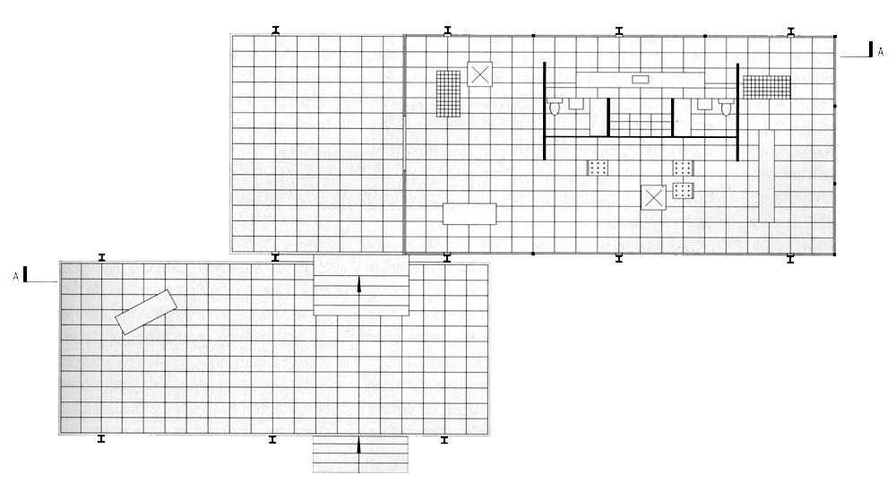 mies van der rohe farnsworth house floor plans. Black Bedroom Furniture Sets. Home Design Ideas