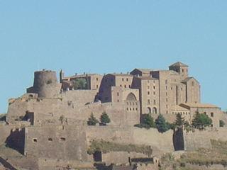Castillo de Cardona.
