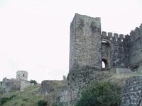 Castillo de Jimena de la Frontera.