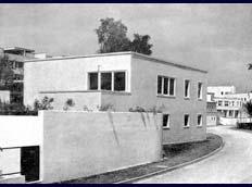 Vivienda en la Colonia Weissenhof, Stuttgart (1927)