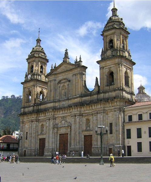 Archivo:Catedral Primada de Colombia-Bogota.JPG