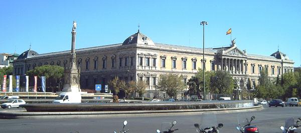 Archivo:Plaza de Colón (Madrid) 02.jpg