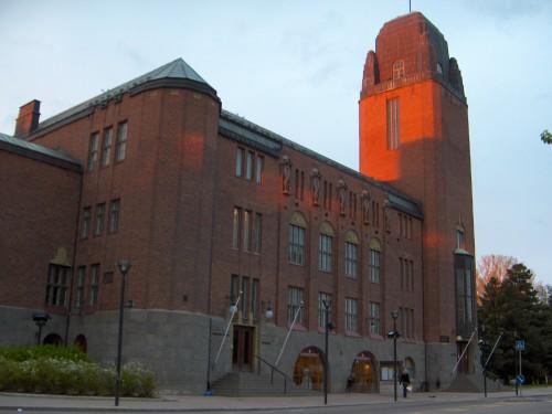 Archivo:Eliel Saarinen.Ayuntamiento de Joensuu.jpg