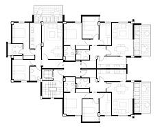 Archivo:Ramón Pascual de la Torre.Apartamentos Albatros.planta 2.jpg