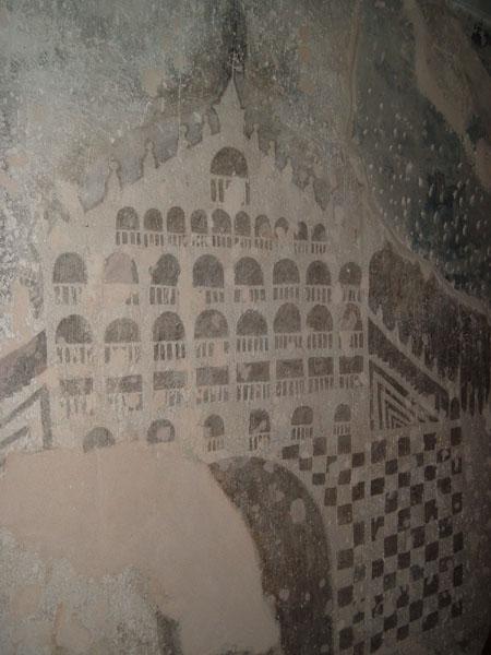 Archivo:Graffiti castillo villena.JPG