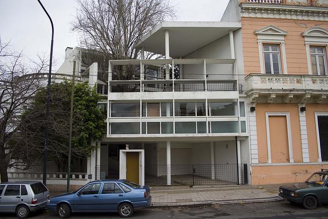 Casa curutchet urbipedia archivo de arquitectura - Le corbusier casas ...