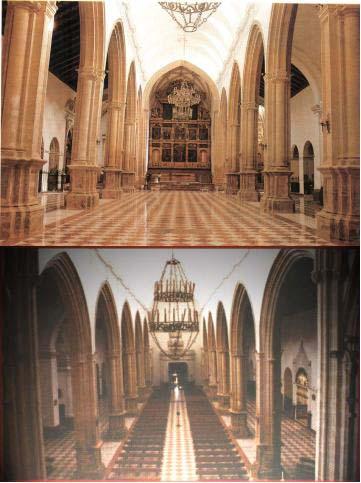 Archivo:Interior Parroquia de la Asunción Bujalance.jpg