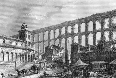 Iglesia de santa columba segovia urbipedia archivo for Segovia oficina de turismo