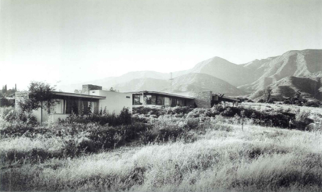 Casa Orline Moore de Richard Neutra