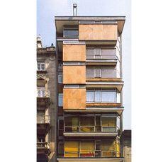 Edificio Plastibar, Vigo (1957)