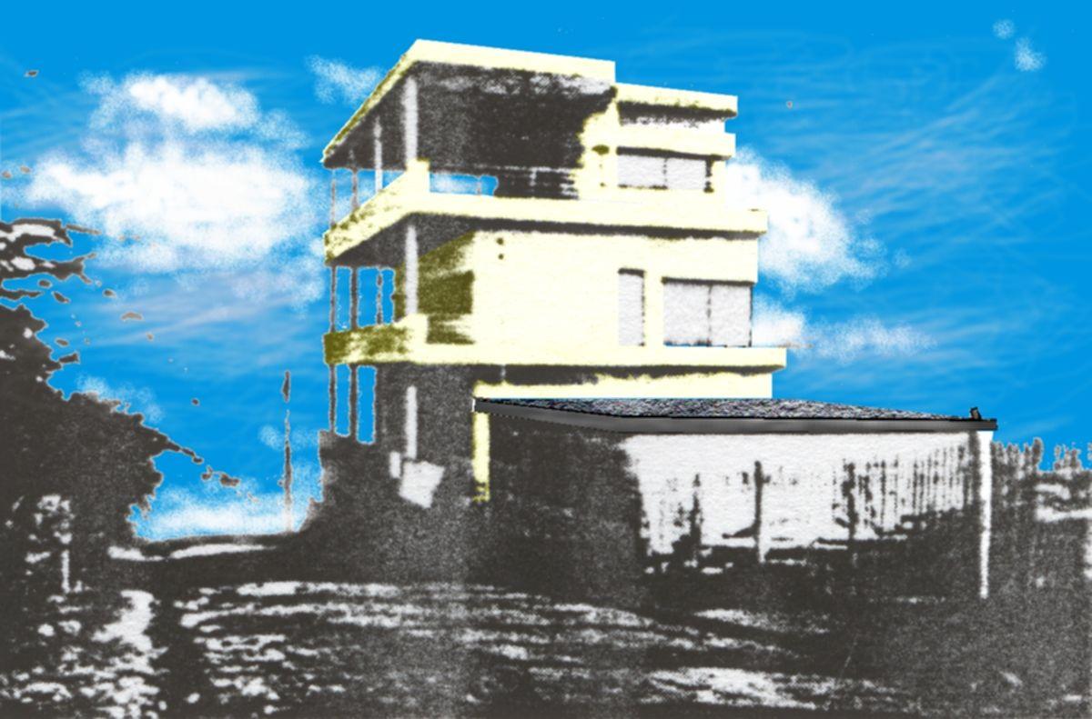 Casa baizeau urbipedia archivo de arquitectura - Arquitecto le corbusier ...