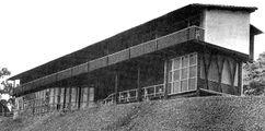 Park Hotel, Parque San Clemente, Nova Friburgo, Rio de Janeiro (1941-1944)