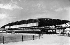 Canódromo Meridiana, Barcelona (1961-1964)