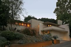 Casa Graham Laing, Pasadena, California (1935)