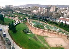 Parque de Ses Estacions, Palma de Mallorca (1998-2002)
