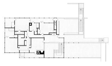 Casa de reposo del dr Lovell-planta nivel entrada.jpg