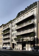 Casa Piazzoli, Milán (1939-1940)