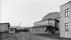 Garaje Gollnow & Sons, Stetin (1928)