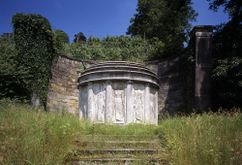 Mausoleo Ligner, Dresde (1918-1921)