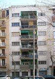 Viviendas en calle Rosselló, Barcelona (1929)