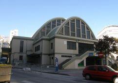 Mercado de San Agustín, La Coruña (1932)