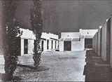 Poblado de Fuencarral B, Madrid, (1955-1956)