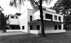 Casas de los Maestros de la Bauhaus, Dessau (1925-1926)