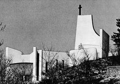 Capilla de Santa Lucía, Caravate (1962-1966)