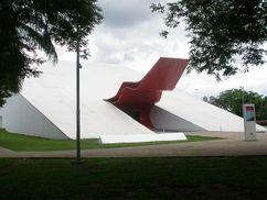 Auditório Ibirapuera, São Paulo (1951/ 2002-2005)