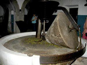 Ölmühle auf La Granja.JPG