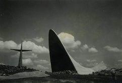 Capilla abierta de Cuernavaca, Palmira, México. (1957-1958)