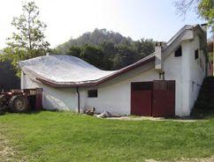 Estructura experimental de hormigón, Località Gabbione (1956-1960)