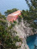 Villa Malaparte en Capri (1936-1940)