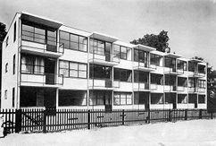 Residencia de mujeres, Basilea, Suiza (1927-1929) junto con Hans Schmidt