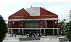 Auditorio Nacional de Música, Madrid, España. (1982-1988)