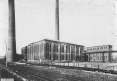 Sala de calderas, Kopalnia Anna (1914)