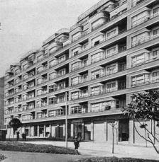 Edificio de viviendas, Alda, (1933-1935)