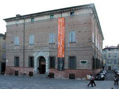 Palacio Boncompagni o Benelli, Vignola (1538-1545)