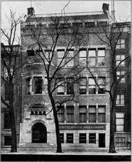 Banco de Comercio de Ámsterdam,  Herengracht, Ámsterdam (1913)