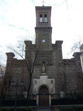 Iglesia San Fermin de los Navarros, Madrid (1886-1890)