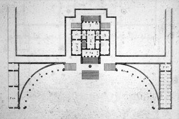 Palladio La Frata Polesine Villa Badoer 1508-80 dwg 711.jpg