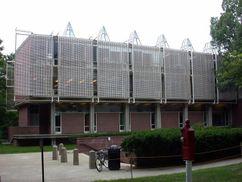 Centro de Arte Jewett, Wellesley College, Wellesley, MA (1955-1958)