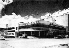 Edificio Cisneros, Caracas (1950)