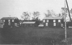 Casas para obreros en Tidanholm (1918)