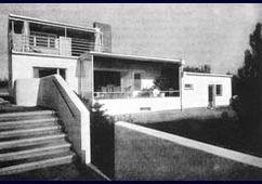 Casa 25 en la Colonia Weissenhof, Stuttgart (1927)