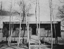 Cabaña Caesar, Lakeville, Connecticut (1951-1952)